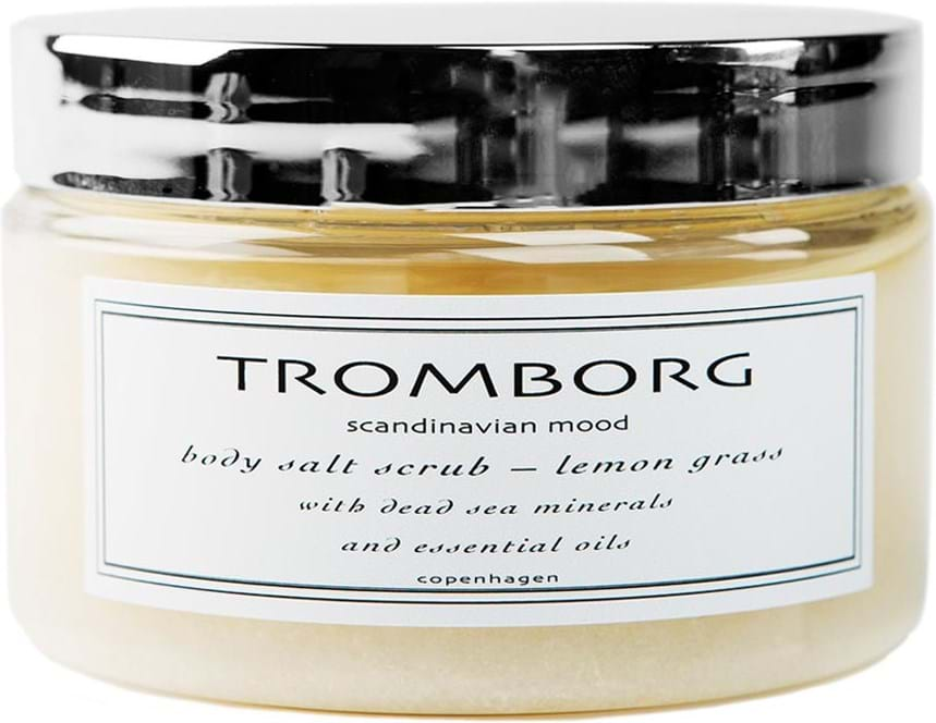 Tromborg Mood saltbodyskrub Lemon Grass 350ml
