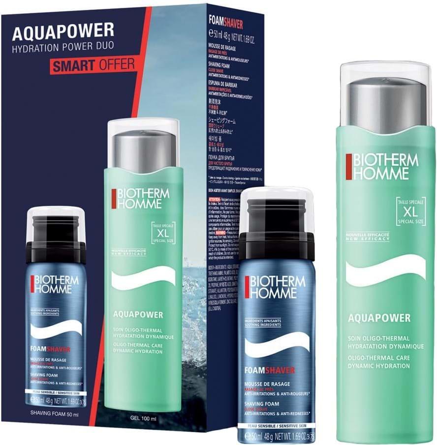 Biotherm Homme Aquapower-sæt