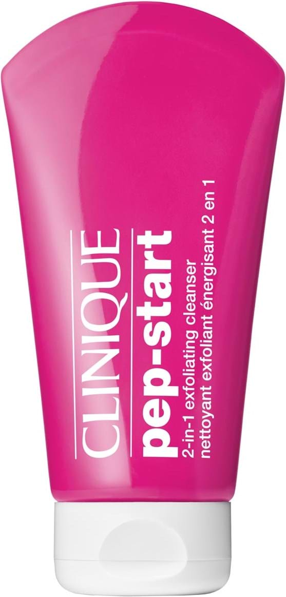 Clinique Pep Start 2-In-1 Exfoliating Cleanser 125 ml