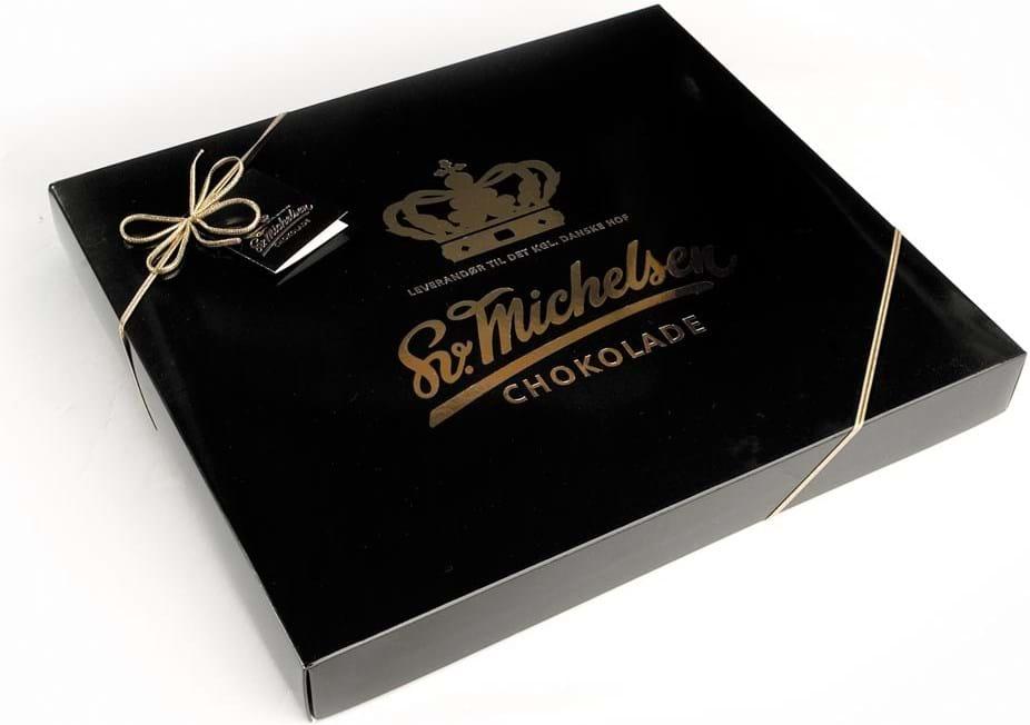 Michelsen Crown gift box 40pcs 400g