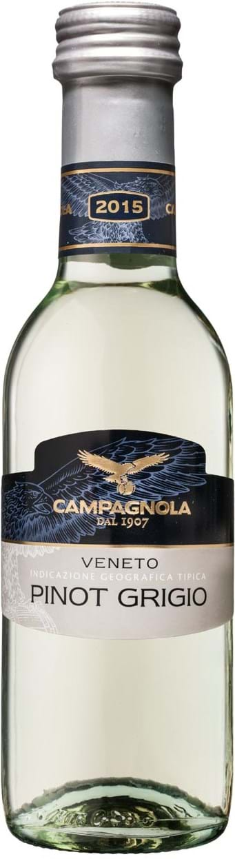 Campagnola, Pinot Grigio, Veneto, IGT, tør, hvid 0,187L
