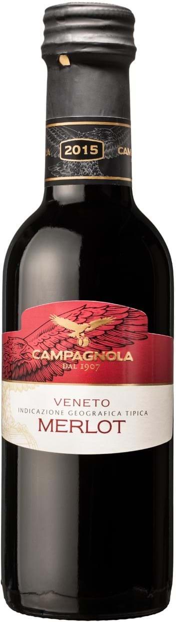 Campagnola, Merlot, Veneto, IGT, dry, red 0.187L