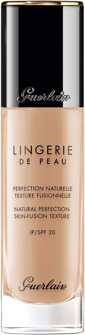 Guerlain Lingerie de Peau Fluid Foundation N° 02N Light 30 ml