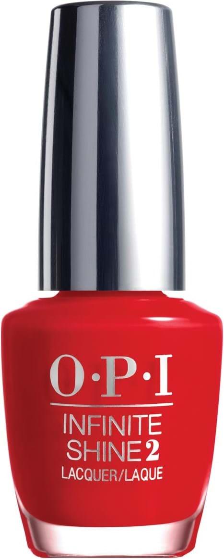 OPI Infinite Shine Nail Polish N°ISL09 Unequivocally Crimson 15ml