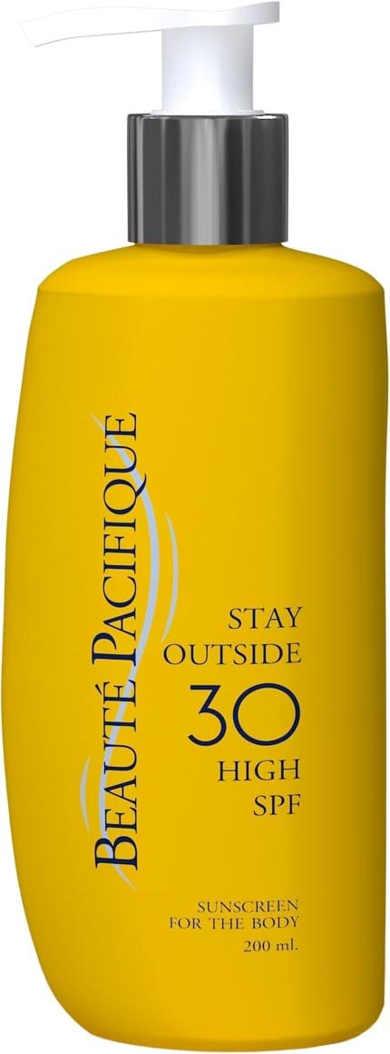 Beauté Pacifique Stay Outside Sun Lotion SPF 30 200 ml