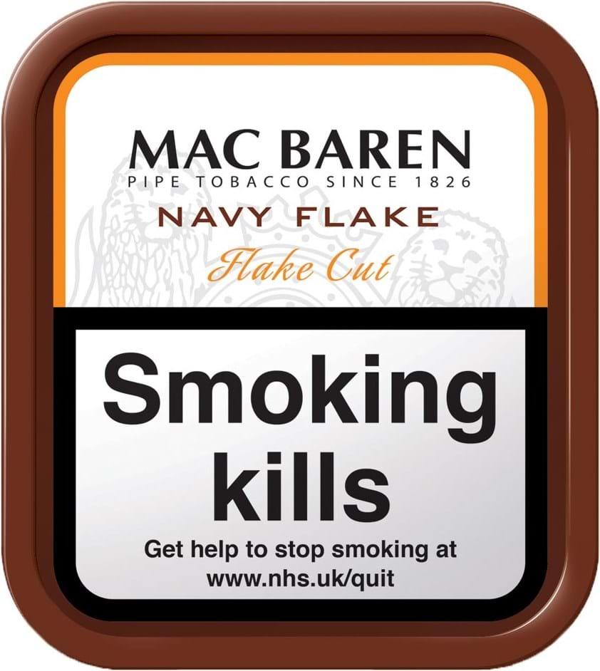 Mac Baren Navy Flake 100g