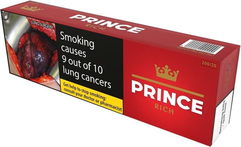 Prince Rich Taste 200s