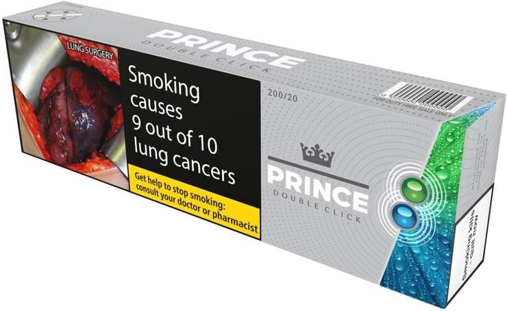 Prince Double Click 200s