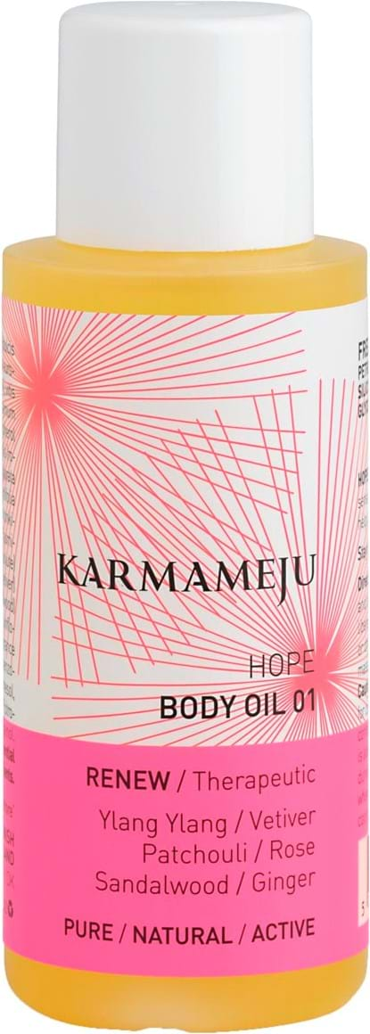 Karmameju kropsolie 01 Hope 50 ml