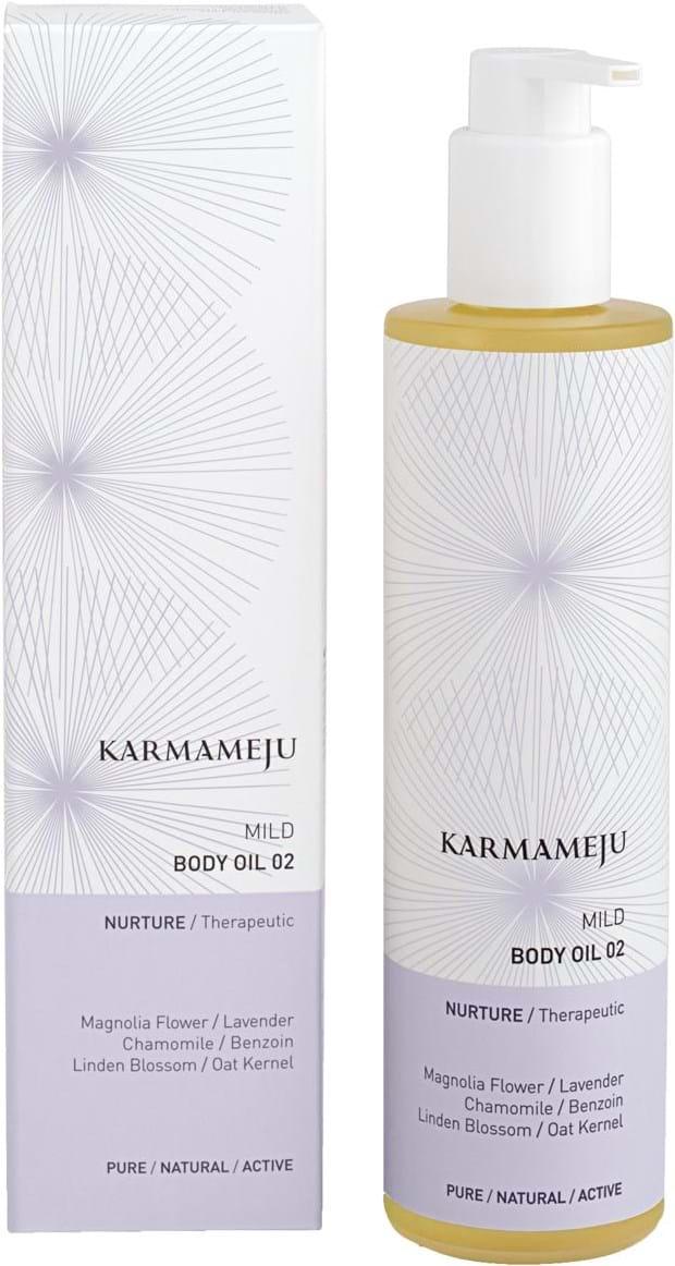 Karmameju Body Oil 02 Mild 200 ml