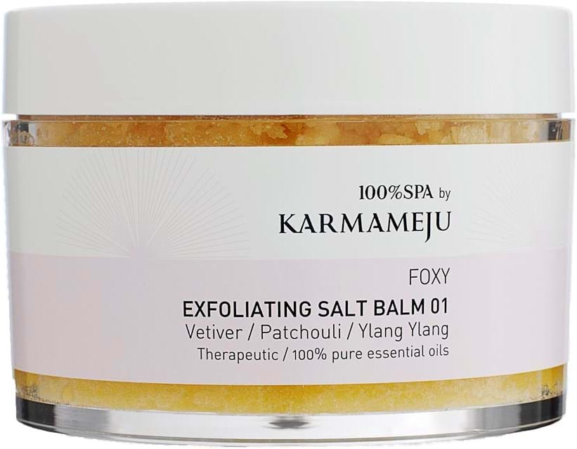 Karmameju Salt Body Scrub 01 Foxy 350 ml