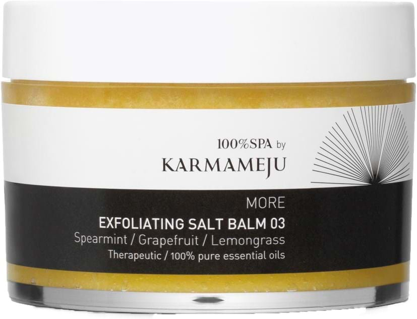 Karmameju saltbodyskrub 03 More 350 ml
