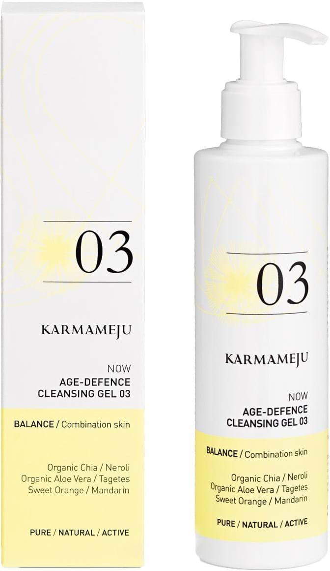 Karmameju rensegel 03 Now 200 ml