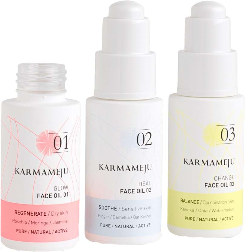 Karmameju ansigtsolie 02 Heal 40 ml