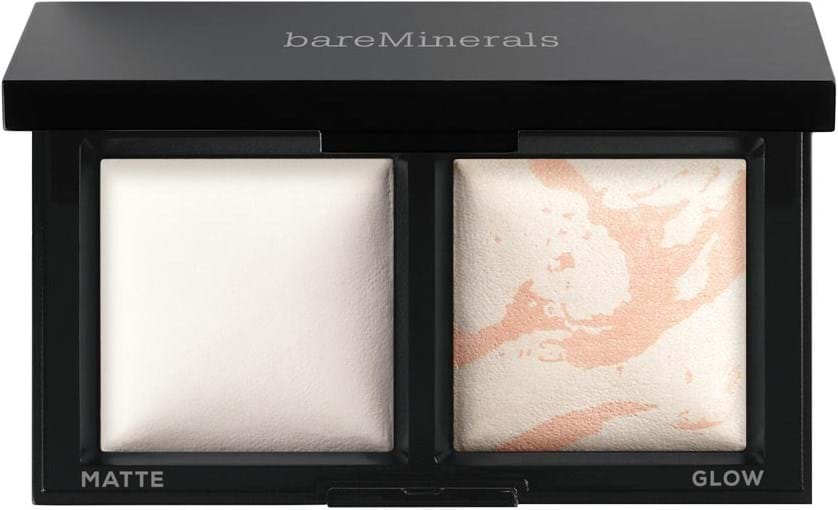 bareMinerals Invisible-lys gennemsigtig pudderduo