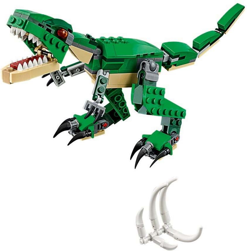 LEGO System A/S, line: Lego Creator, mighty dinosaurs