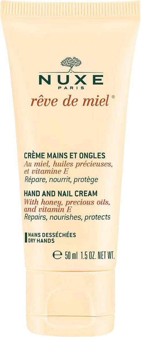 Nuxe Rêve de Miel Hand and Nail Cream 50 ml