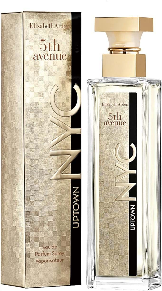 Elizabeth Arden 5th Avenue Uptown NYC Eau de Parfum 75 ml