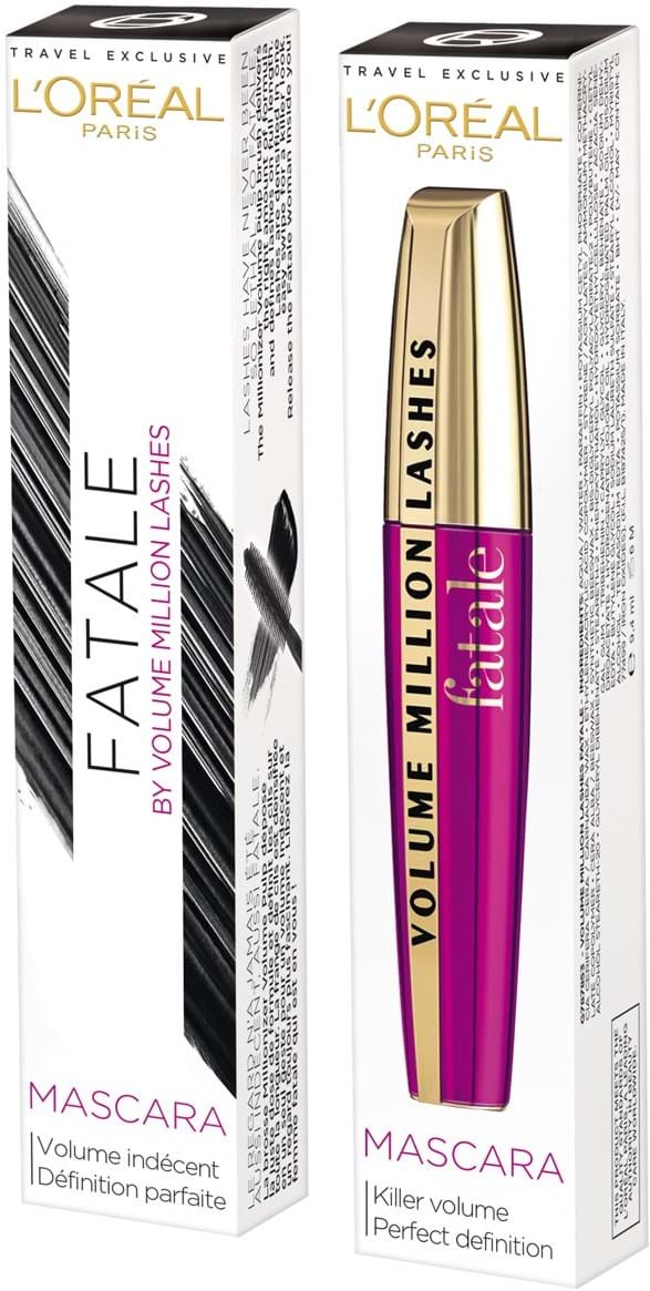 L'Oréal Paris Volume Million Lashes Fatale N° 01 Black