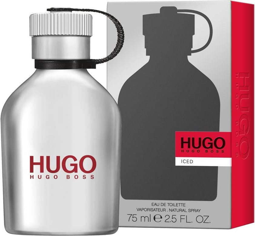Boss Hugo Iced Eau de Toilette 75 ml