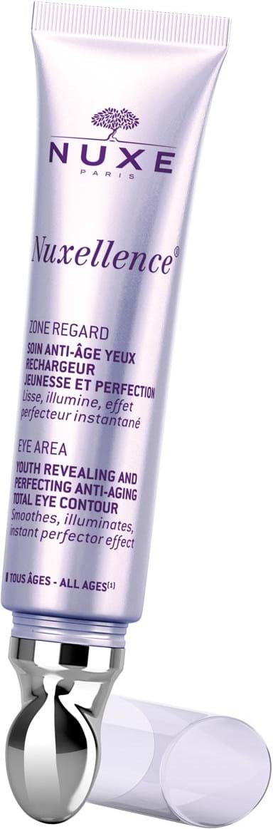 Nuxe Nuxellence Total Eye Contour Youth Revealing and Perfecting Anti-Aging Eyecream 15 ml