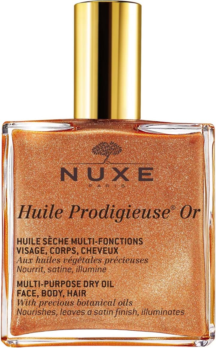 Nuxe Huile Prodigieuse OR multifunktionel tør olie 100 ml
