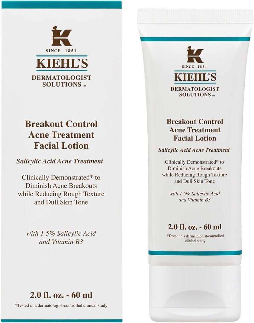 Kiehl's Dermatologist Solution-ansigtslotion 60 ml