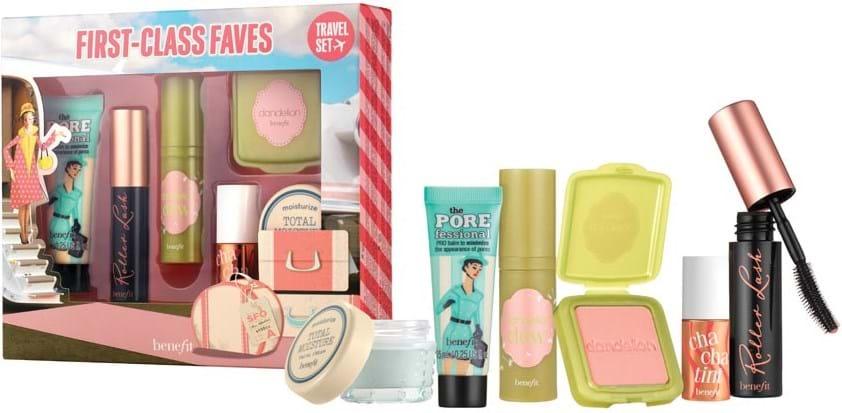 Benefit First Class Faves makeupsæt