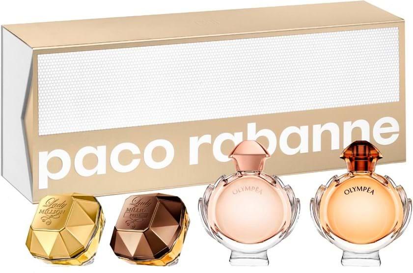 Paco Rabanne Generic Feminine Miniature Set