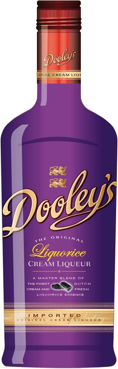 Dooley's The Original Liquorice Cream Liqueur 15% 1L