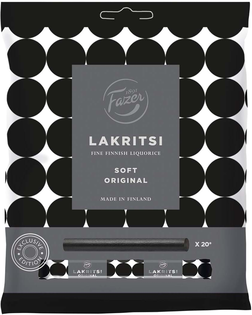 Lakritsi Original sticks 420g