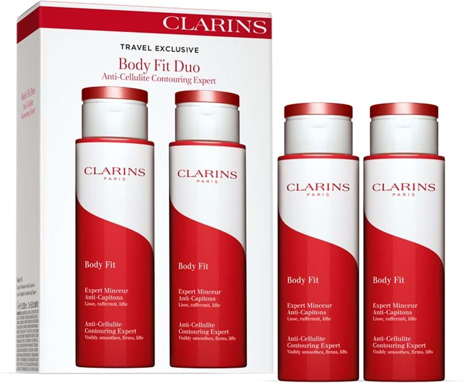 Clarins Body Fit Duo‑sæt