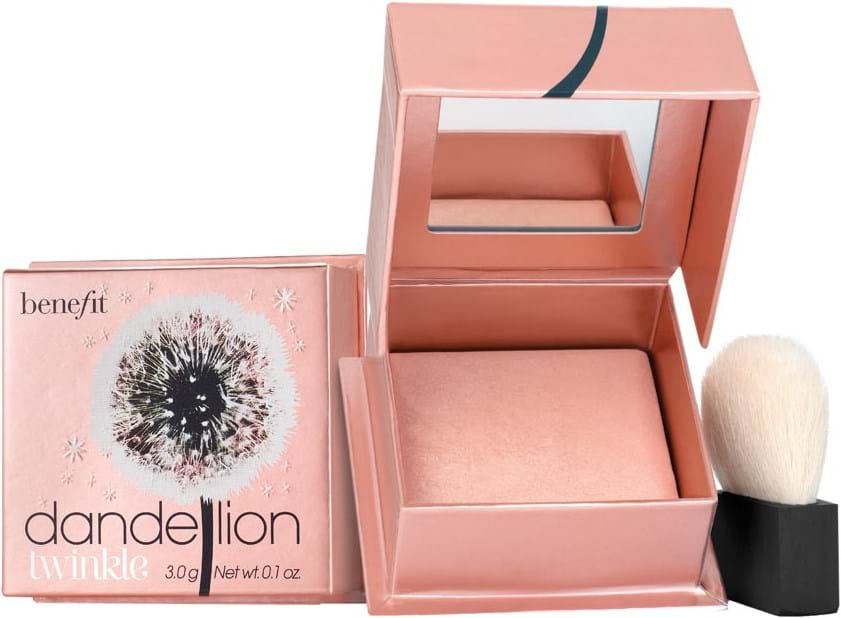 Benefit Mini Dandelion Highligter Powder Nude/Pink