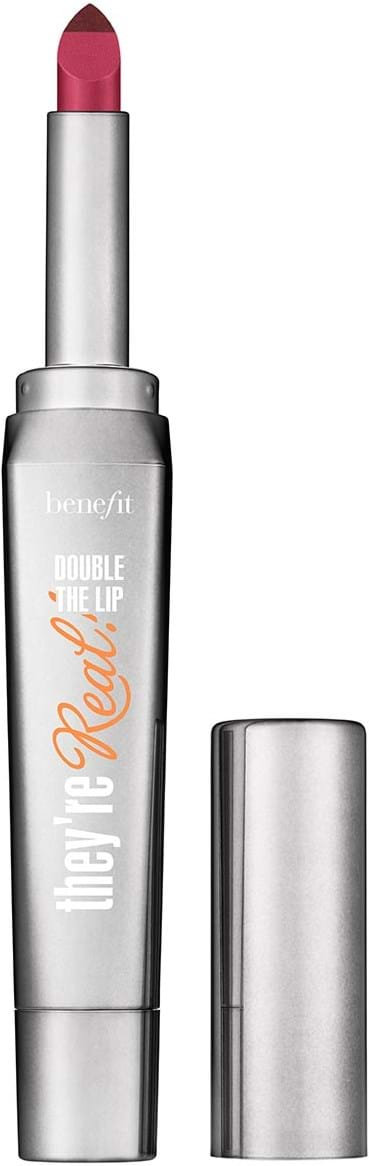 Benefit They're Real Double the Lip Lipstick Pink Thrills