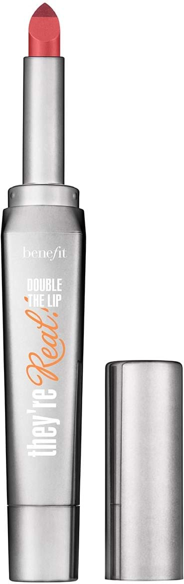Benefit They're Real! Double the Lip læbestift Fuchsia Fever