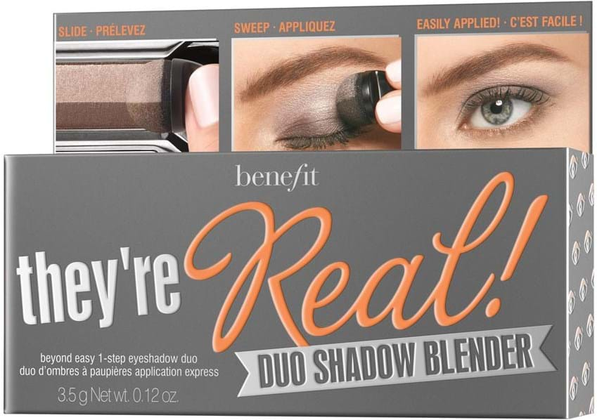 Benefit They're Real! duo-øjenskygge Sexy Smokin