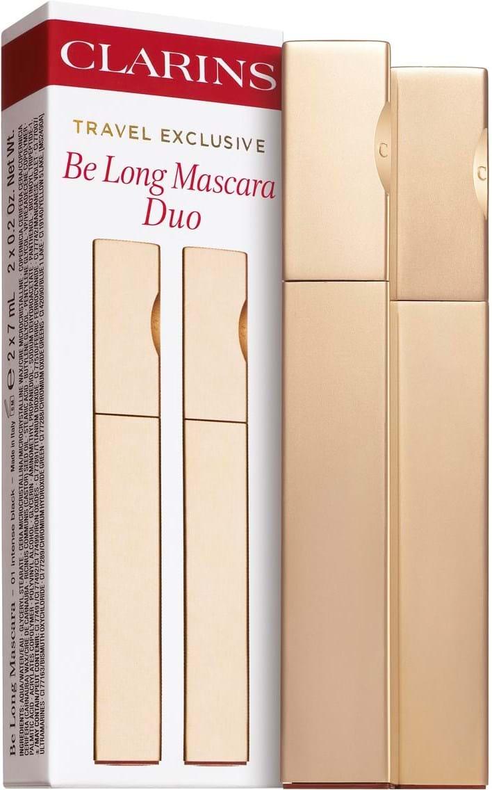 Clarins Be Long Mascara duo-sæt