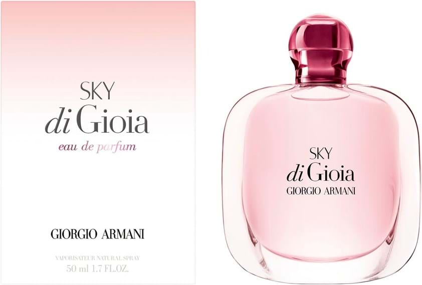 Giorgio Armani Sky Di Gioia Eau de Parfum 50ml