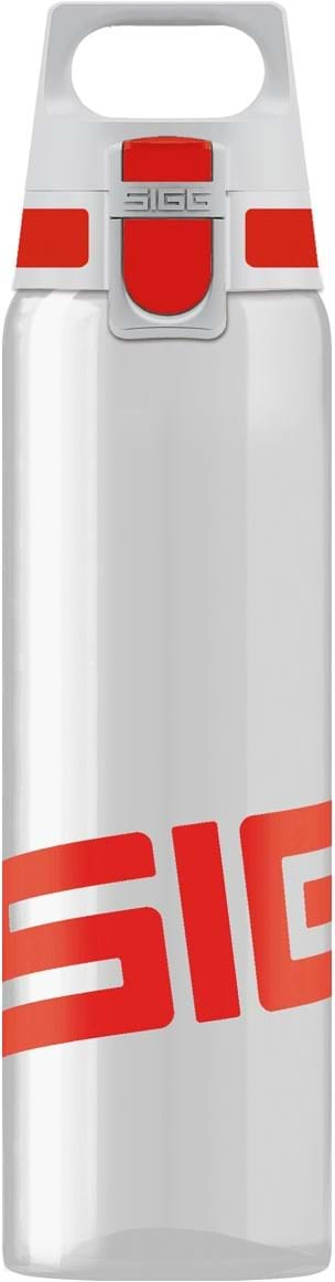 SIGG, total clear one red 0.75 l