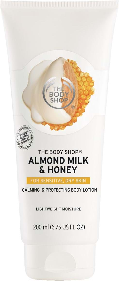 The Body Shop Almond Milk & Honey-bodylotion 200 ml