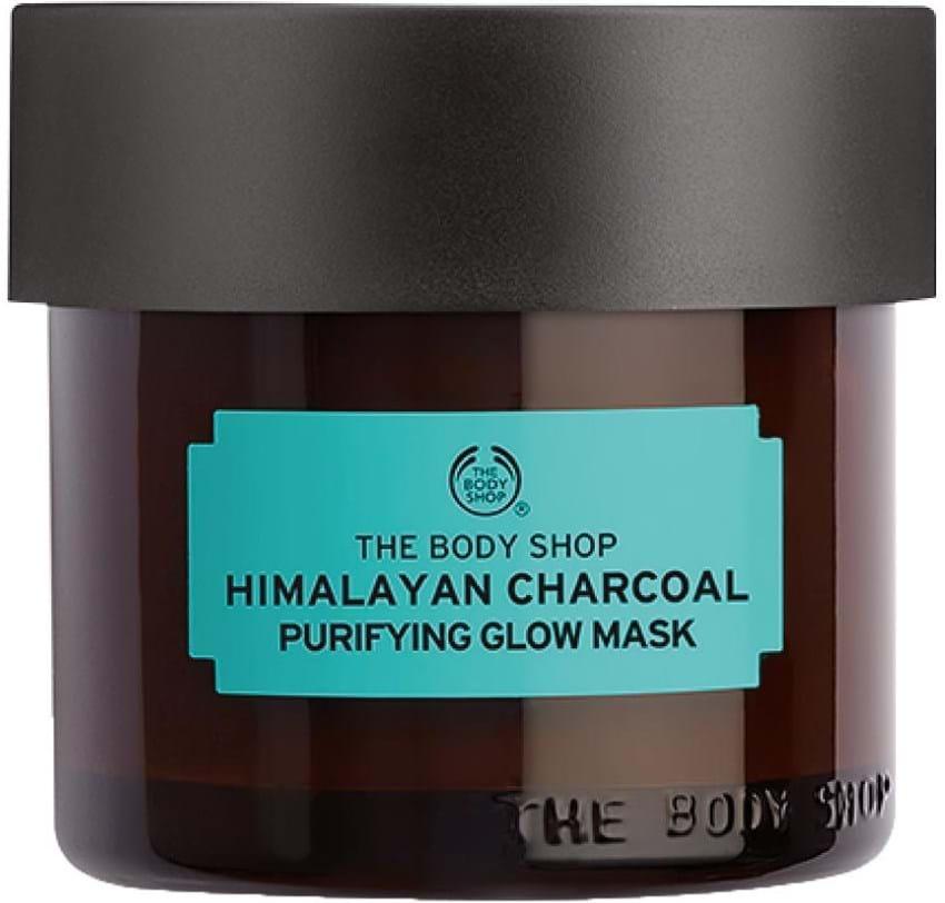 The Body Shop Remedies Of Nature Himalayan Charcoal Purifying Glow Mask 75 ml