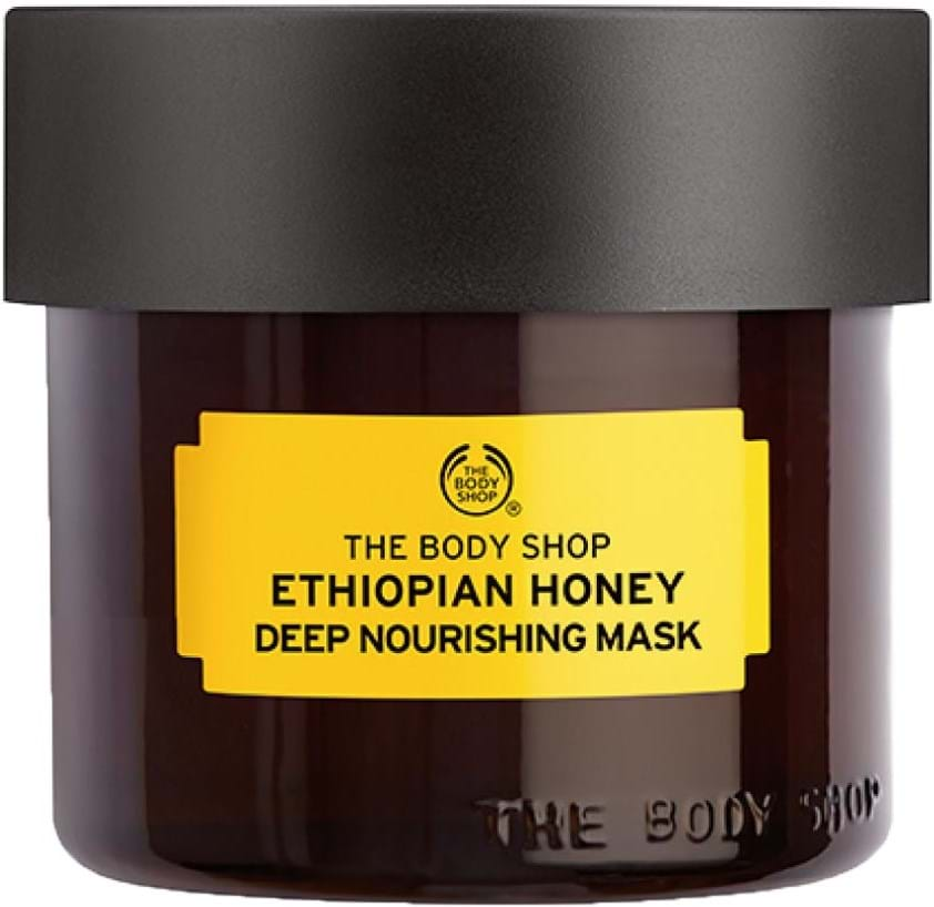 The Body Shop Remedies Of Nature Ethiopian Honey dybt nærende maske 75 ml