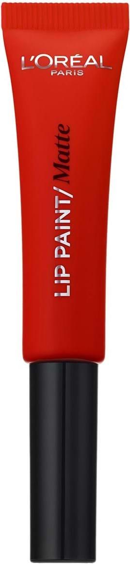 L'Oréal Paris Infallible Paint-læbestift Matte N°204 Red Actually