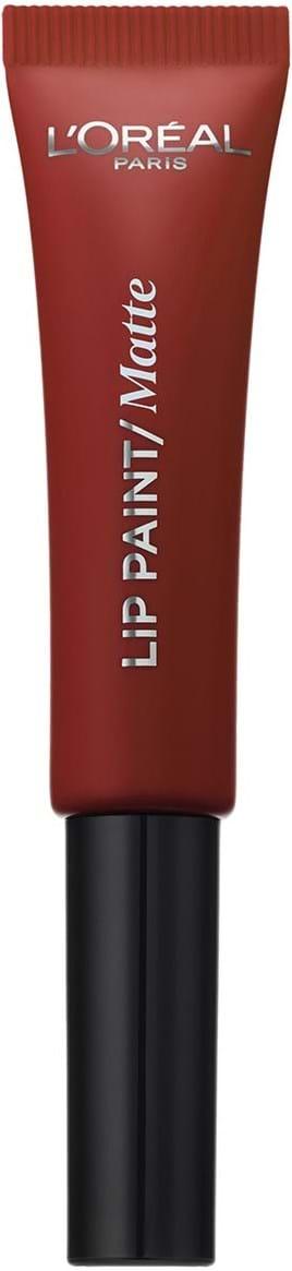 L'Oréal Paris Infallible Paint-læbestift Matte N°205 Apocalypse Red