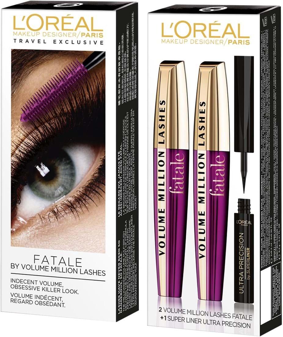 L'Oréal Paris Fatale Mascara Set