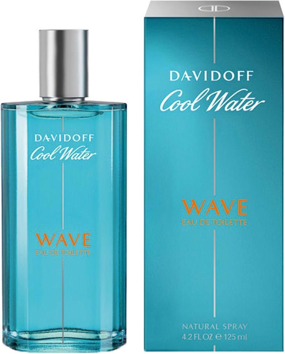 Davidoff Parfums Cool Water Wave Eau de Toilette 125ml