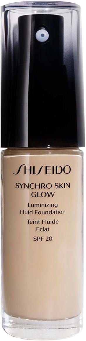 Shiseido Synchro Skin Glow lysende foundation Neutral 2 30 ml