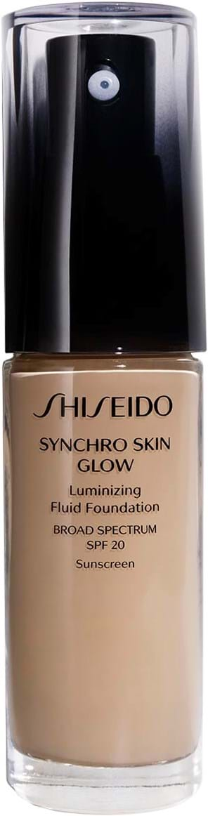 Shiseido Synchro Skin Glow Luminizing Foundation Neutral 4 30 ml