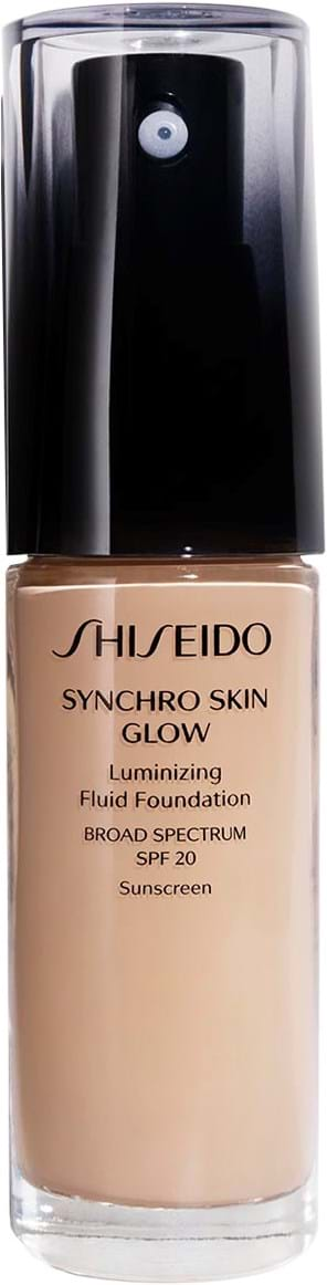 Shiseido Synchro Skin Glow Luminizing Foundation Rose 3 30 ml