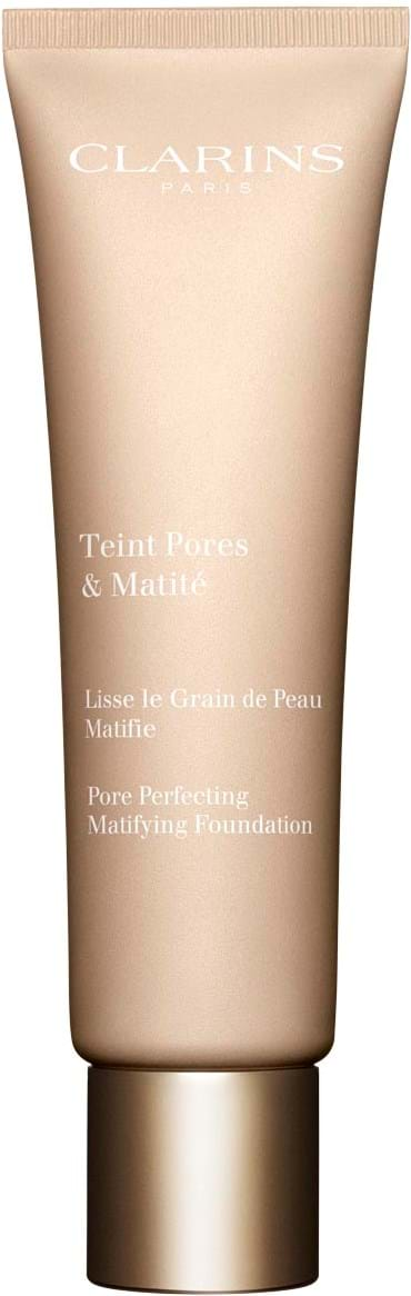 Clarins Teint‑pudderfoundation N° 04 Nude Ambery 30 ml